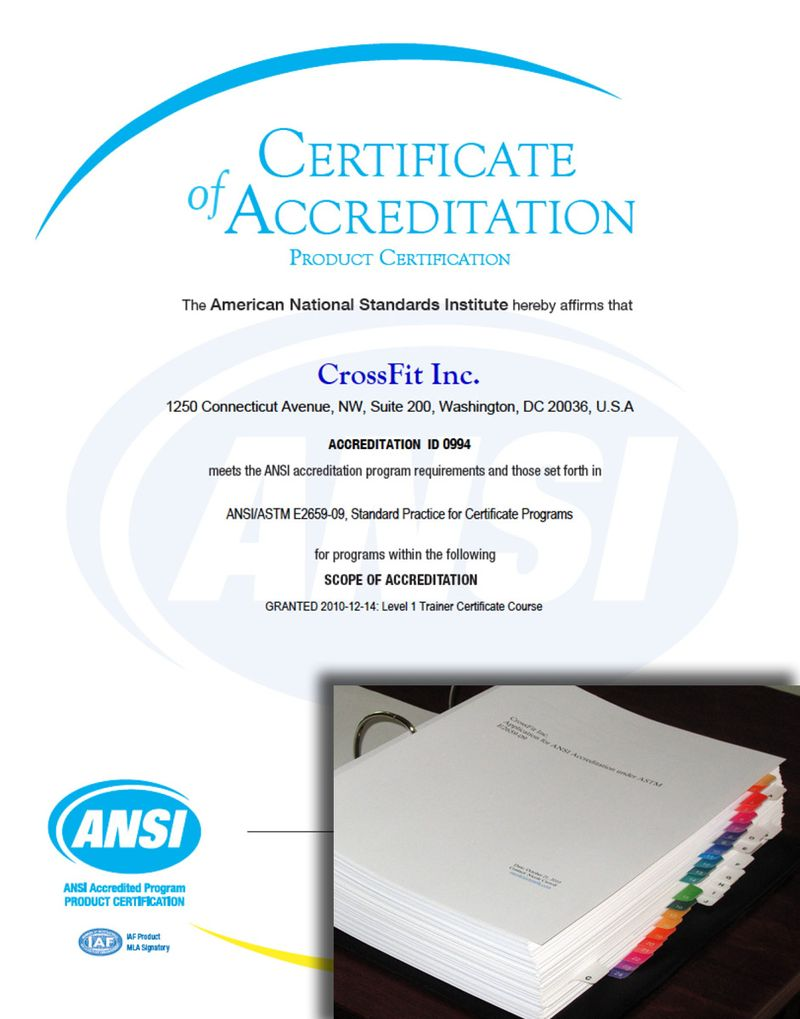 ANSIAccreditationPlus600PageApplication